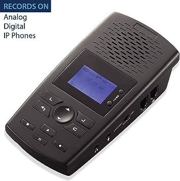 date Telephone Answering Machine Digital screen calls 60 min time stamp