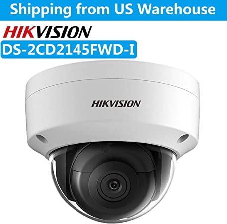 WDR Dome IP Camera repl DS-2CD2143G0-I Hikvision 4MP POE DS-2CD2145FWD-I H.265