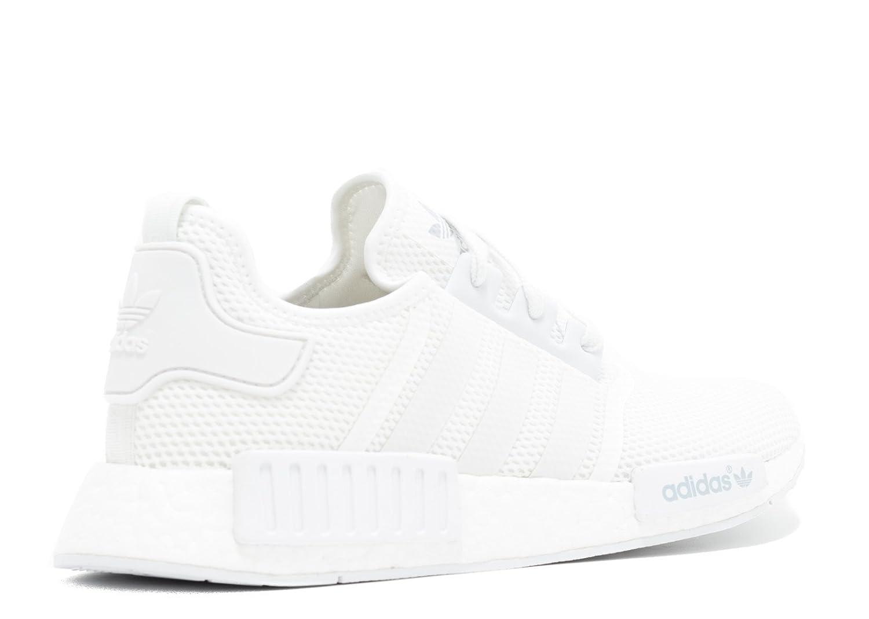 best sneakers 1b65e 61ae5 adidas NMD R1 'Triple White' - S79166