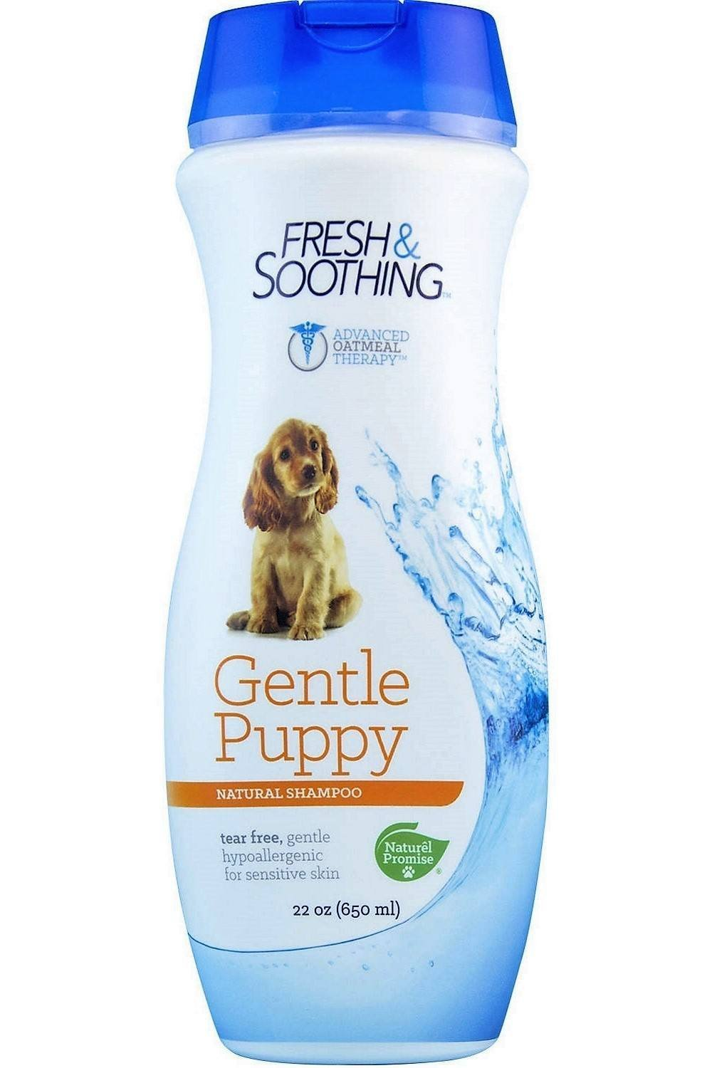 Fresh & Soothing Gentle Puppy Natural Shampoo 22oz