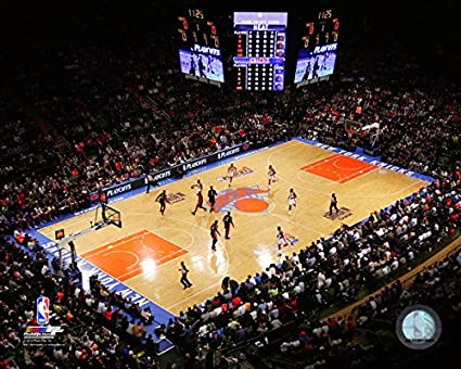 Amazon De Nba Madison Square Garden New York Knicks Foto Grosse