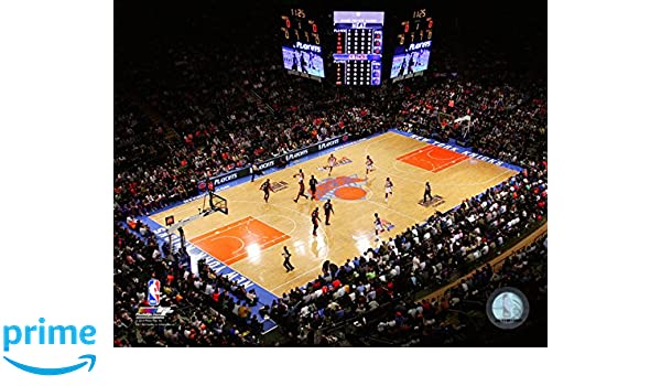 Amazon Com Nba Madison Square Garden New York Knicks Photo Size