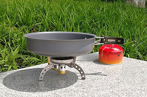 All Splendid Portable Propane Butane Windproof Foldable Hiking Outdoor Backpacking Camping Stoves