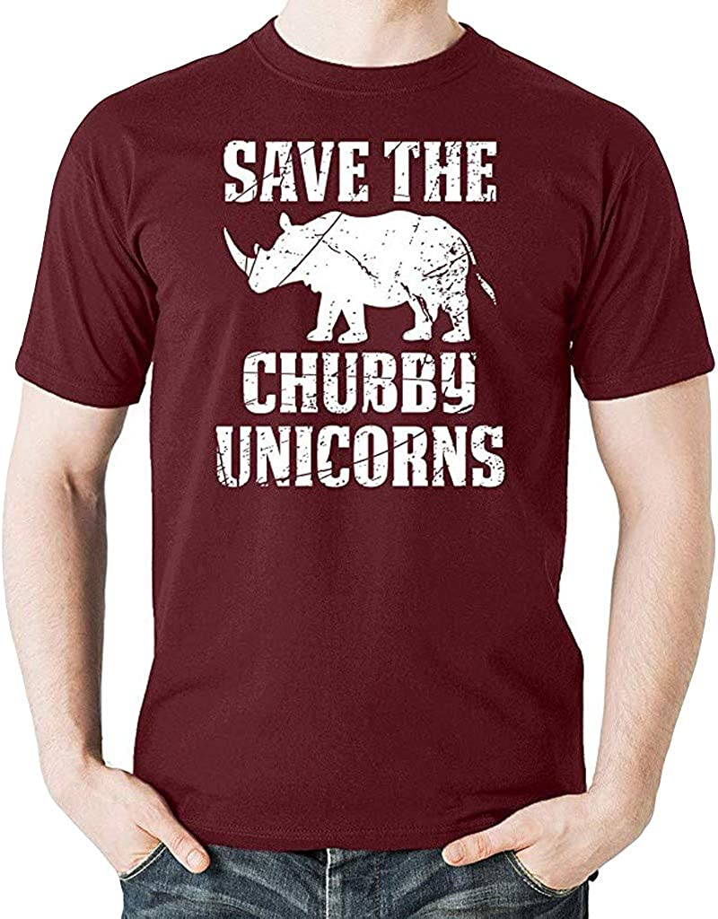 Men T Shirts Graphic Funny Unicorns Letter Print Fashion Round Neck Short Sleeve Casual Summer Tops Tees