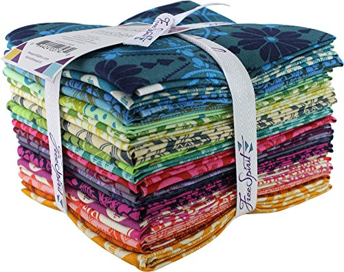 Anna Maria Horner New True Colors 20 Fat Quarter Bundle Free Spirit