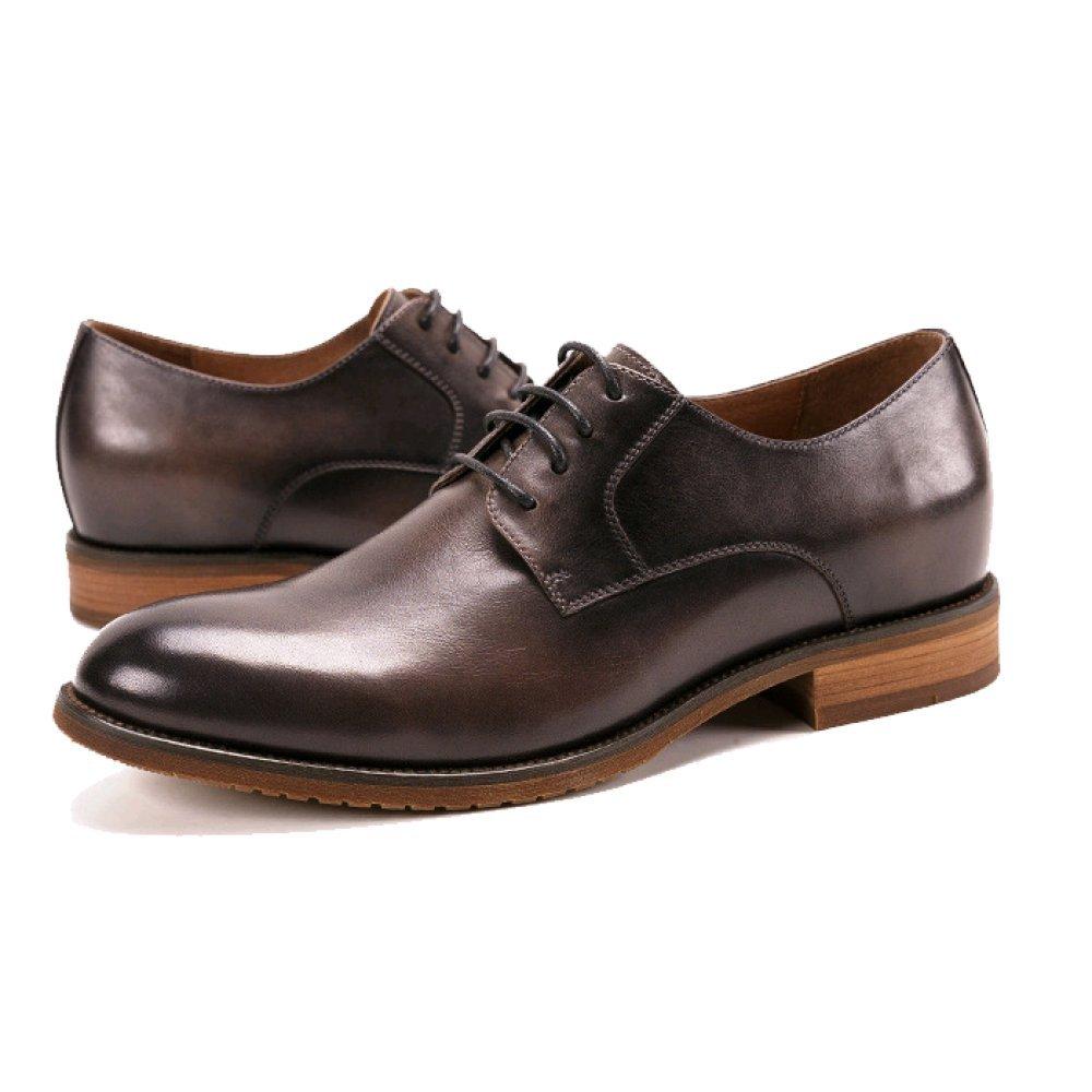 ZPEDY Kreuzfahrt Dekan Herrenschuhe England Retro Interner Anstieg Derby schwarz Schuhe Lässig Business Schuhe schwarz Derby d2b01d