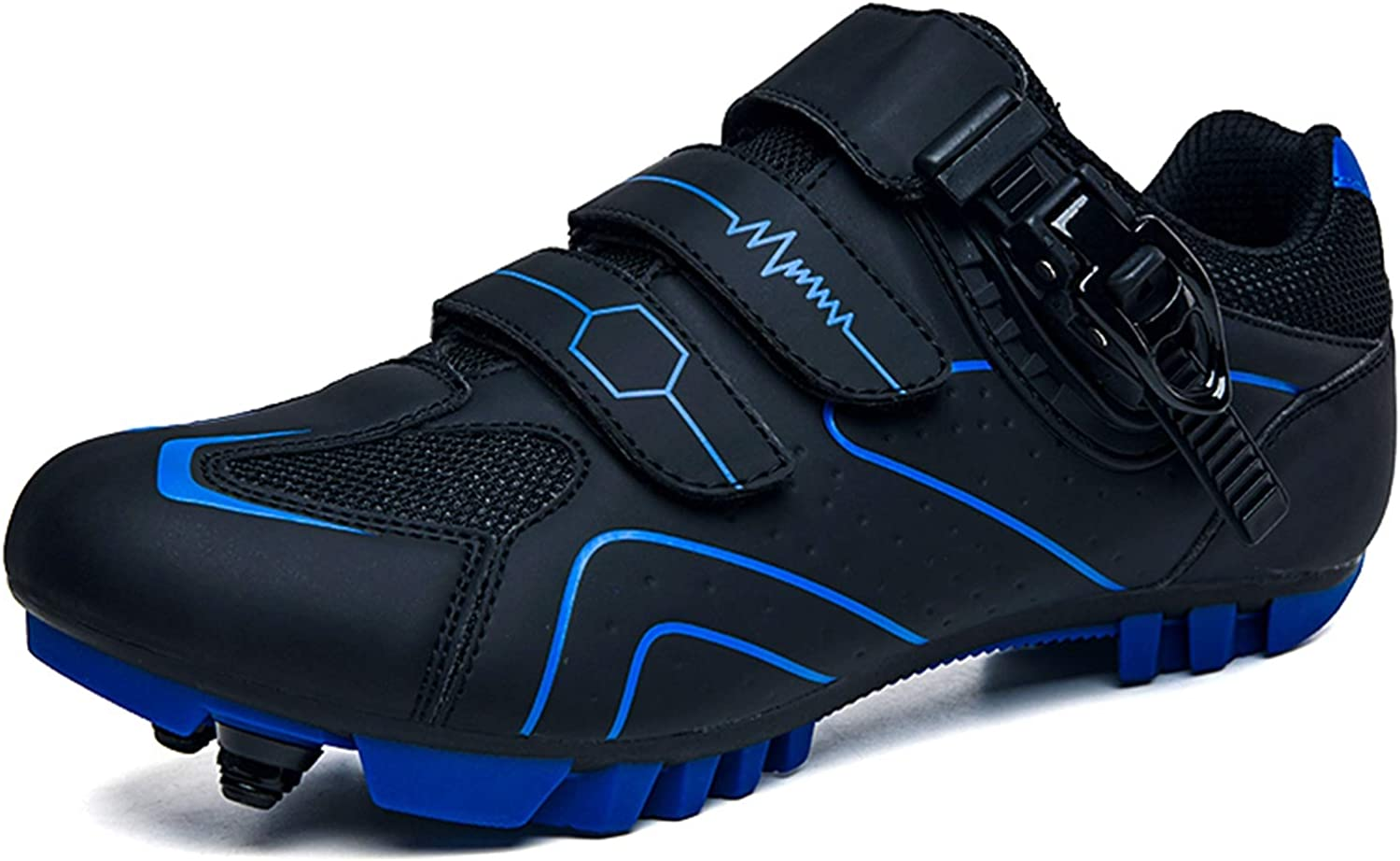 MTB Cycling Shoes Mens Road Bike Sneakers Cleat Pedal Mountain SPD Bicycle Shoe