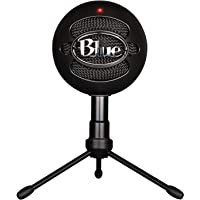 Blue Microphones 1929 Micrófono USB SnowBall ICE, color Negro