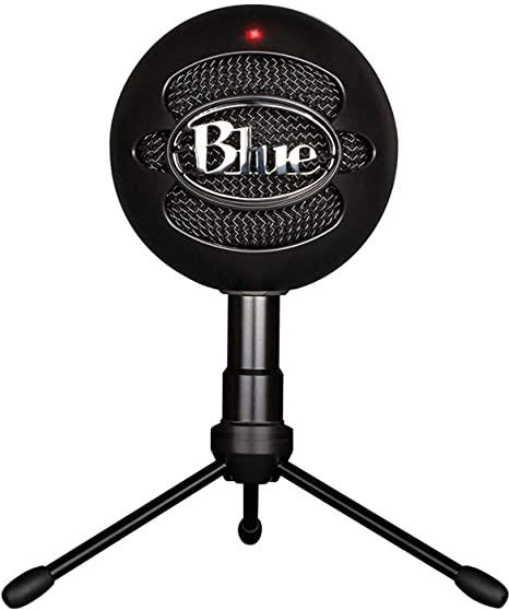 Review Blue Snowball iCE Condenser Microphone, Cardioid - Black
