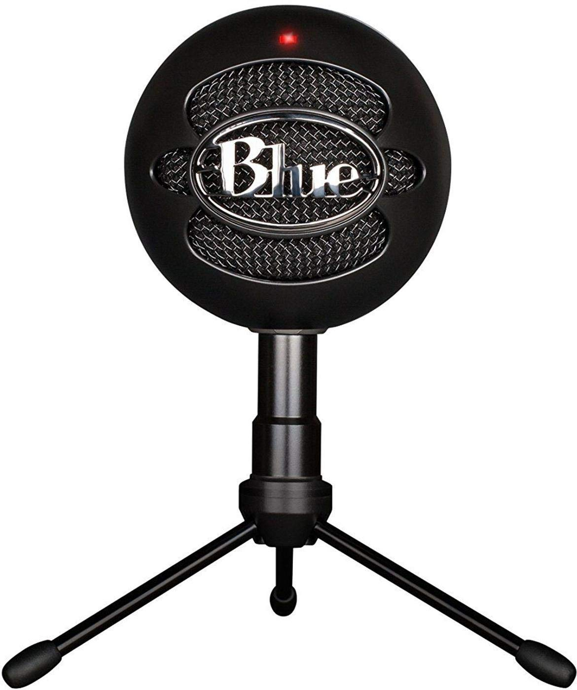 Blue Snowball iCE Condenser Microphone, Cardioid - Black by Blue