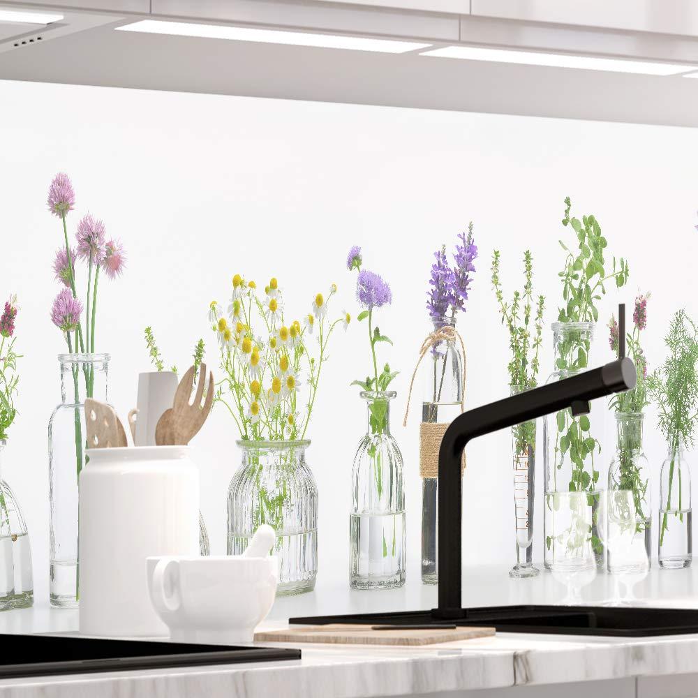 StickerProfis Küchenrückwand selbstklebend - OLIVEN OLIVEN OLIVEN - 1.5mm, Versteift, alle Untergründe, Hart PVC, Premium 60 x 280cm B07MNJBCKV Wandtattoos & Wandbilder 28ecfe