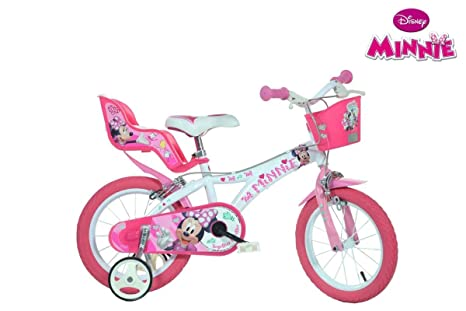 Cicli Puzone Bici 16 Minnie Dino Bikes Art 616 Nn