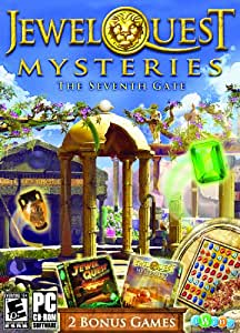 Jewel Quest Mysteries The Seventh Gate - Standard Edition