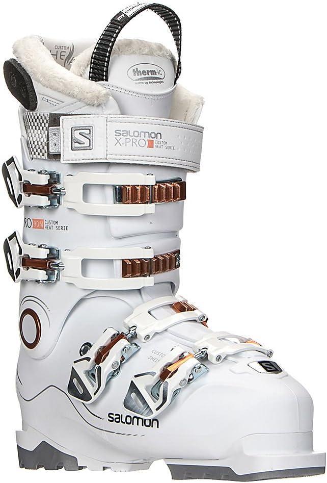 Salomon Damen Skischuh X Pro Custom Heat Skischuhe: Amazon uUdqY