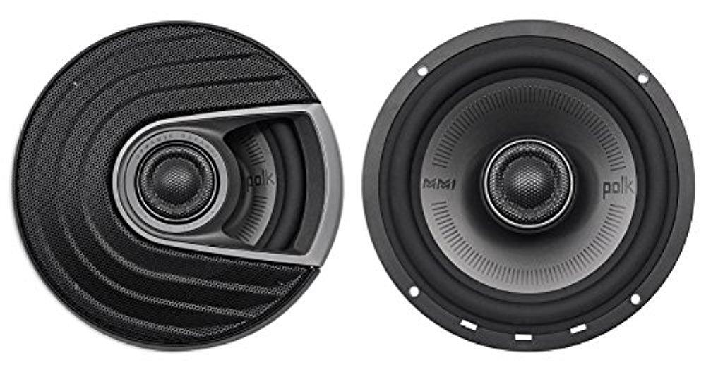 Polk Audio mm1シリーズ6.5インチ300 W同軸MarineボートATV車オーディオスピーカー B072Q8BNV5