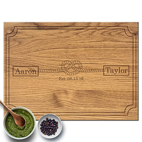 Custom bread boards for Best Friends Wedding Gifts ()