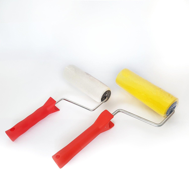 Tapezierset: Kleisterroller 18cm + Andruckroller 18cm Runa Art GmbH