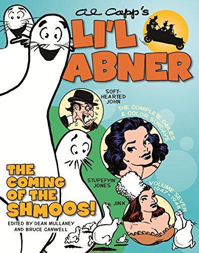 lil abner comics - 9