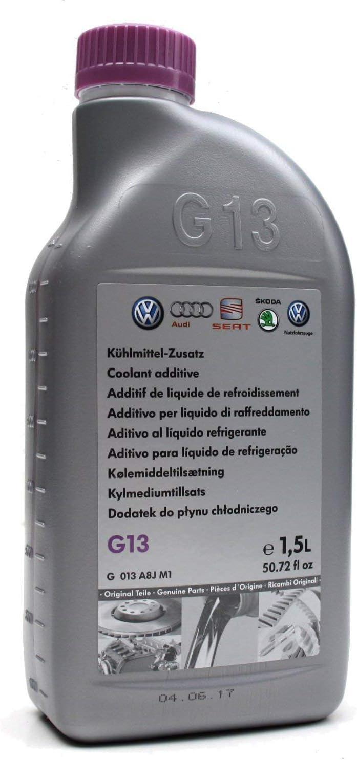 Original Volkswagen Vw Replacement Part G13 Coolant Vw Audi Successor To G12 Auto