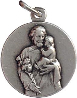 Igj Medaille von Heiliger Josef -Patron der Arbeiter und der Gute Tod