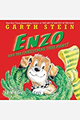 Enzo and the Christmas Tree Hunt! Hardcover