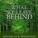 What We Leave Behind | Rochelle B. Weinstein