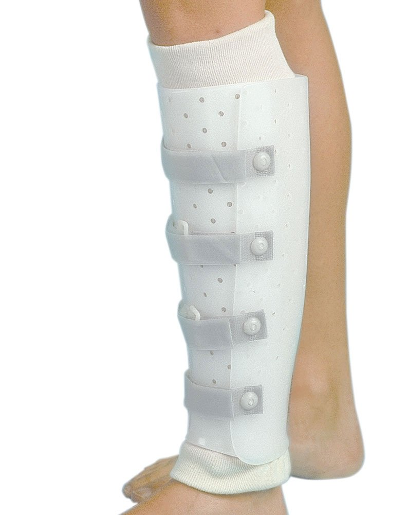 Miami Prefabricated Tibial Fracture Brace, Small, Right by Miami