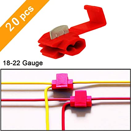 shangyuan low voltage boat wire connectors, direct wire connector for model  train railroad layout,