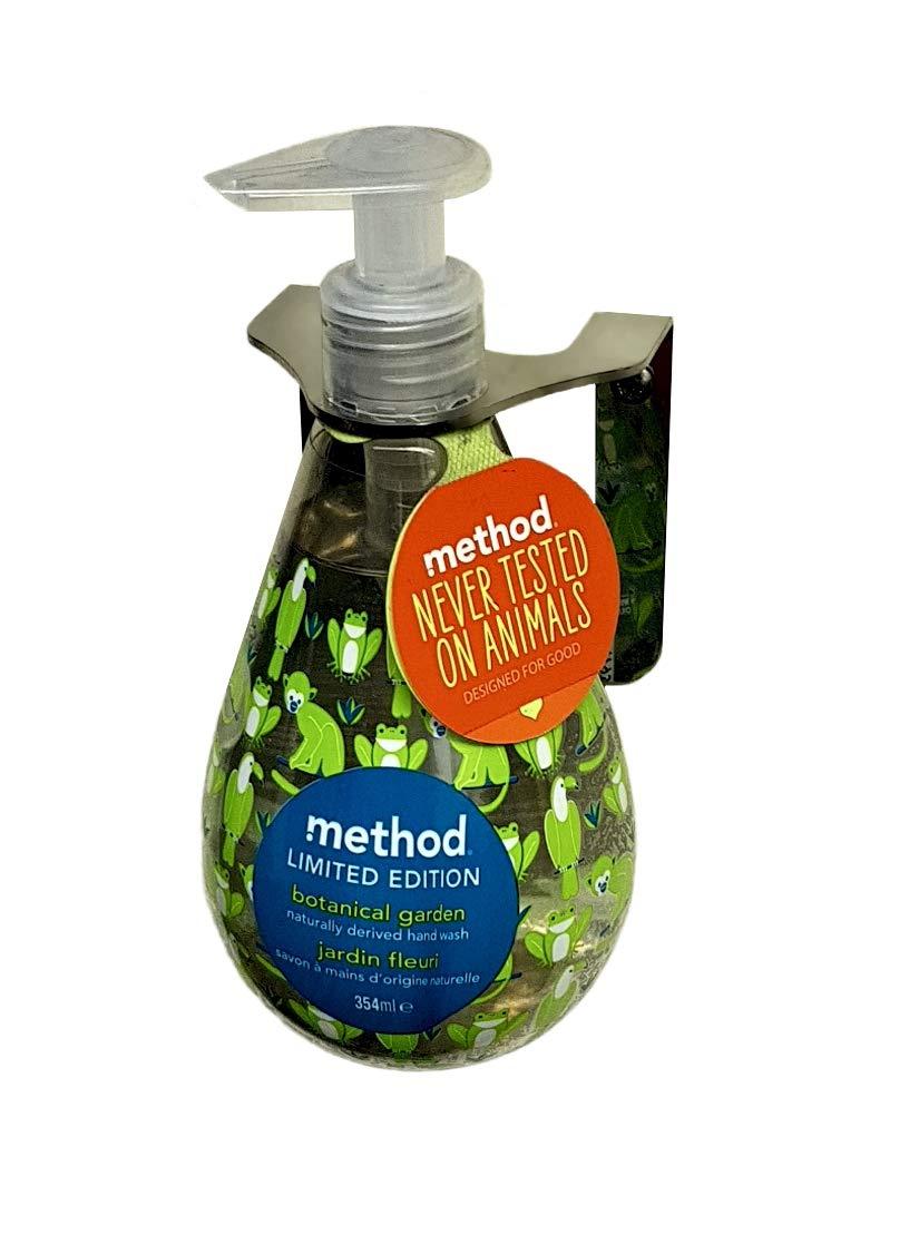 Soporte de pared dispensador de soporte para Lidl cien líquido jabón/bomba de la loción botella: Amazon.es: Hogar