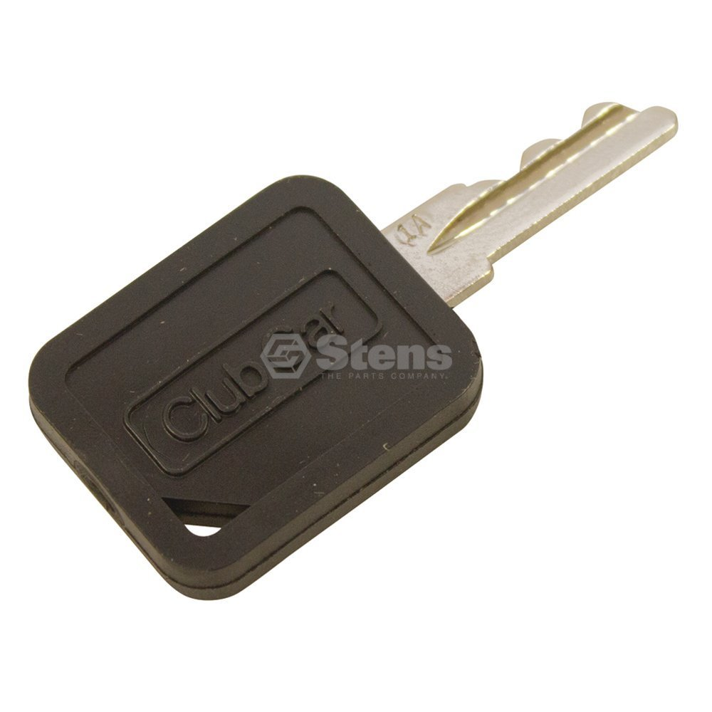 Fits Club Car: DS and Precedent 105068001 Replaces Club Car: 101974701 Stens 435-455 Ignition Key