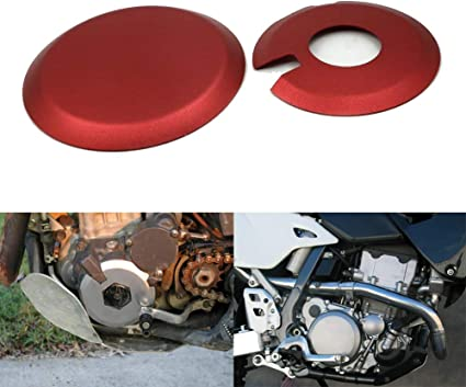 Engine Crankcase Right Clutch Cover Outer For SUZUKI DRZ400E//DRZ400S//DRZ 400SM