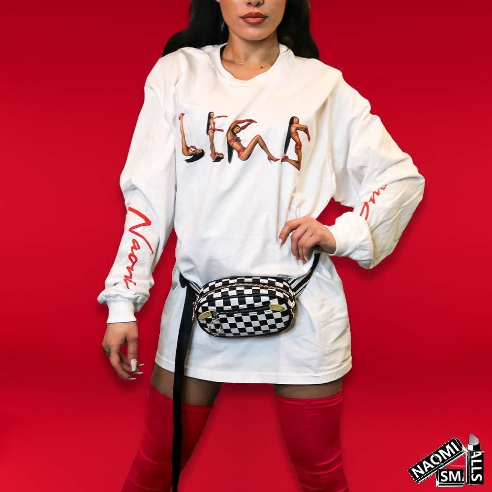 Amazon.com: Naomi Smalls Elite Queens Legs - Camiseta de ...