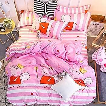 Amazon Com Ludan 3pcs Kids Children Beddingset Duvet