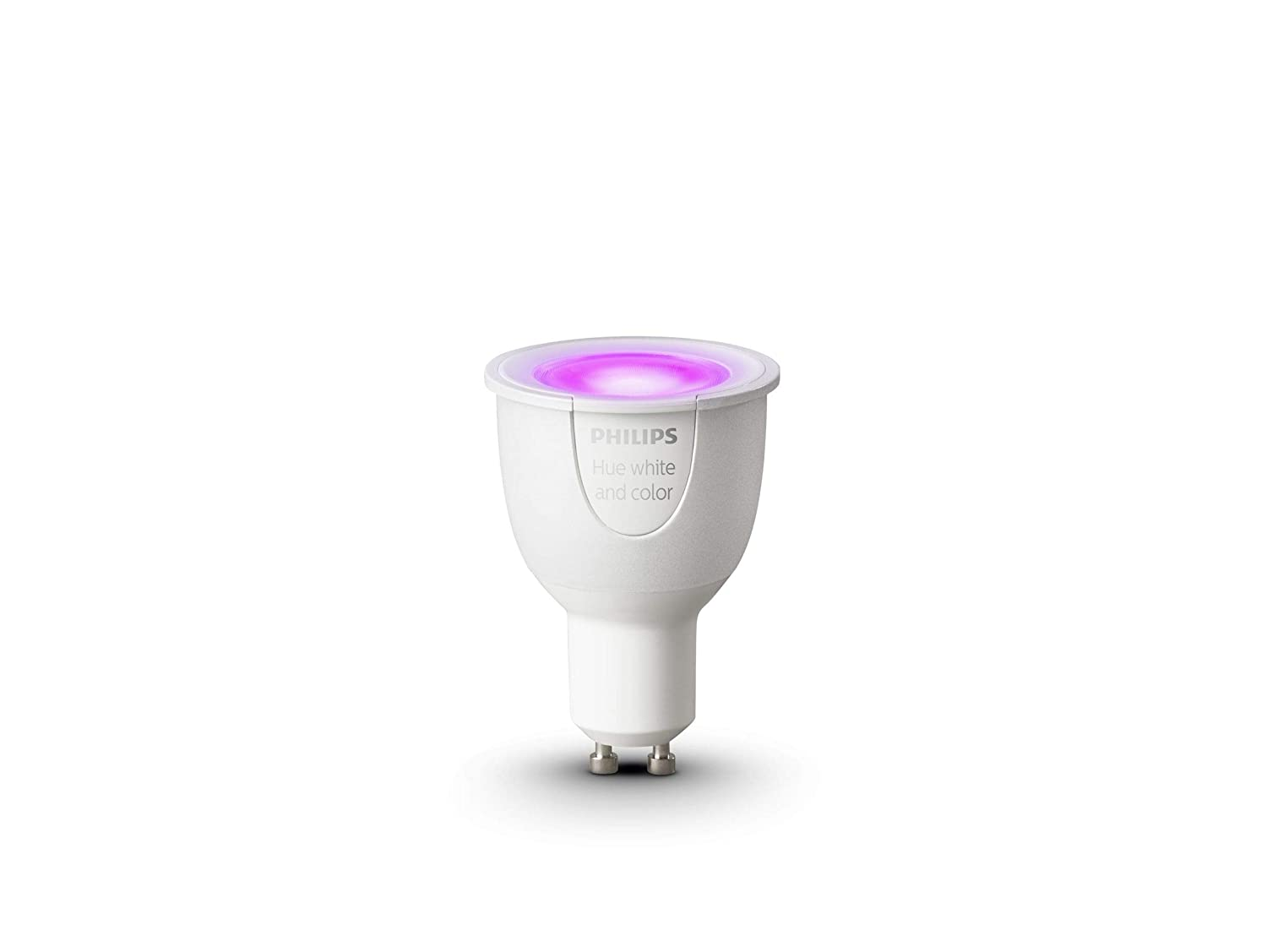 Hue Lampen Kopen : Philips hue white color ambiance gu led lampe erweiterung