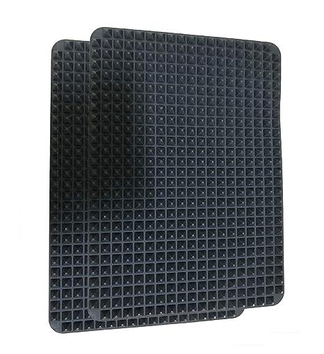 Amazon.com: Alfombrilla antiadherente de silicona para ...
