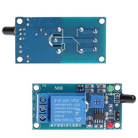 LLAni MK00171 - Módulo de alarma de detección de incendios ...