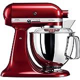 KitchenAid Artisan mutfak robotu 4,8 l aşk elması kırmızı