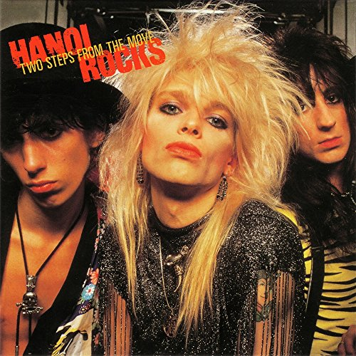 Hanoi Rocks-Two Steps From The Move-REMASTERED-CD-FLAC-2004-mwnd Download