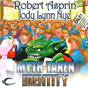 Myth-Taken Identity Audiobook