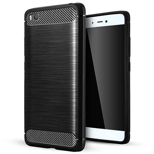 4 opinioni per Xiaomi Mi 5s Cover,Lizimandu Creative 3D Schema UltraSlim TPU Silikon