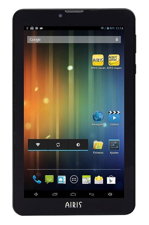 Airis OnePAD TAB7AG 4GB 3G Black - Tablet (Minitableta ...