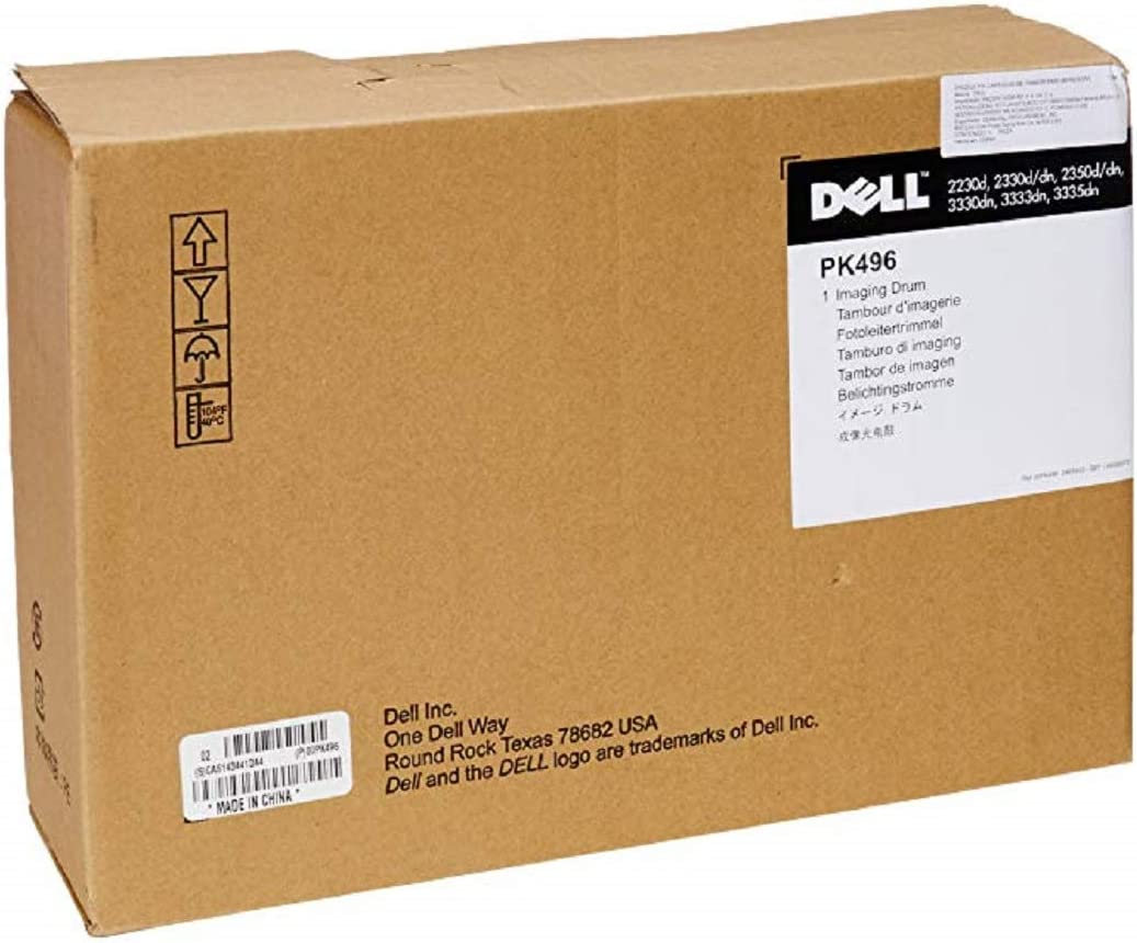 IMAGING DRUM KIT F// 2230D 2330D 2330DN 2350D 2350DN 3330DN 3333DN Dell Imaging Drum Cartridge 30000 Page