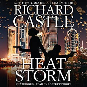 Heat Storm Audiobook