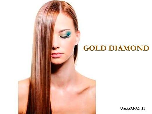 Cera Fria Capilar Gold Diamond Oro Diamante 1litro