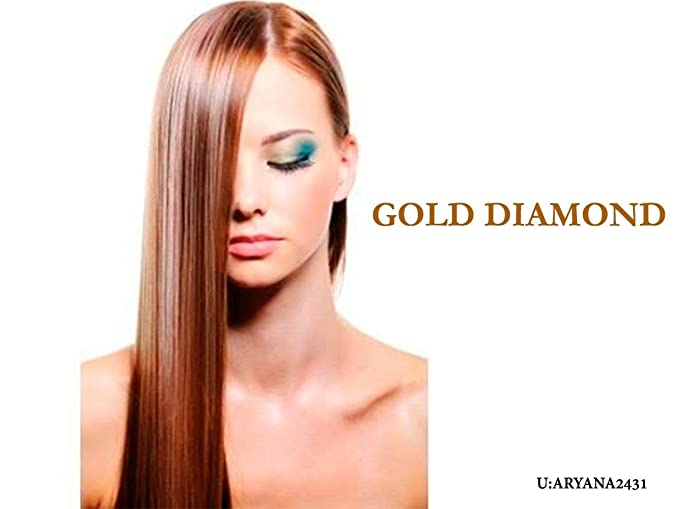 Amazon.com : Cera Fria Capilar Gold Diamond Oro Diamante 1litro : Everything Else