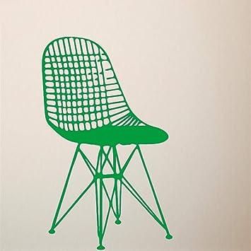 jiushizq Sticker Mural Creative Meubles Chaise Vinyle