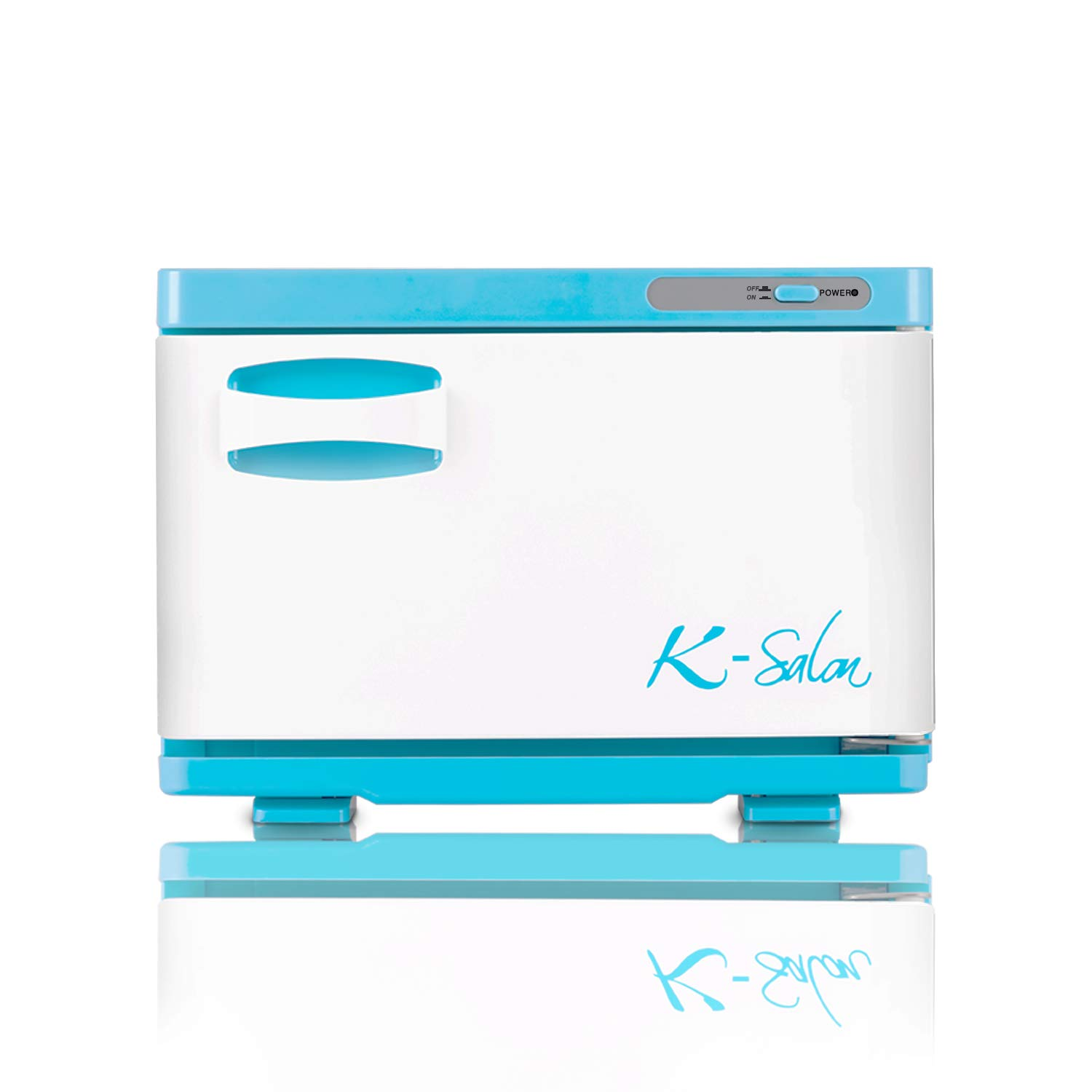 Hot Towel Warmer Towel Cabinet for Spa, Facials, Barber, Salon Equipment and Home Use, Mini by K-Salon