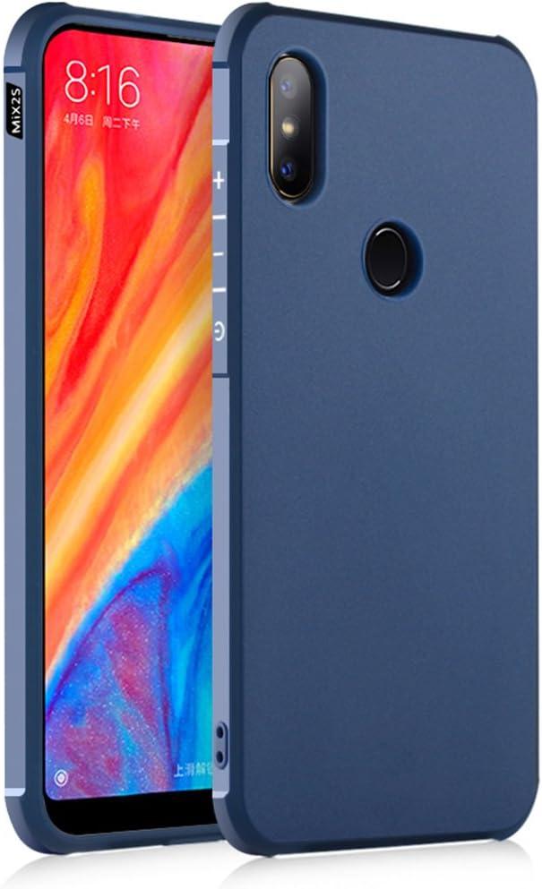 FaLiAng XiaoMi Mi Mix 2S Funda, Serie Negocios A Prueba de Choques ...