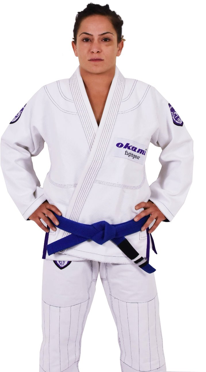 OKAMI Fightgear Damen Shield Women BJJ Gi