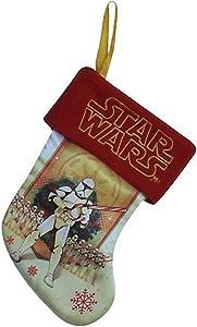 Holiday Star Wars Mini Christmas Stocking (STORMTROOPER)
